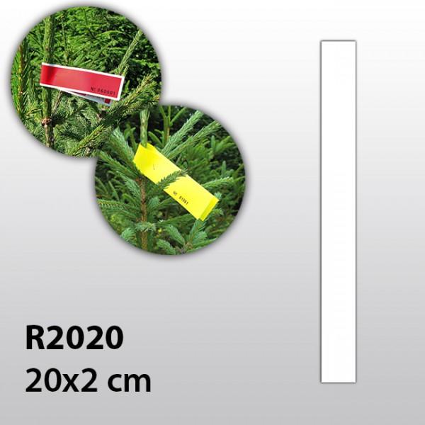 Weihnachtsbaum-Etiketten R2020P