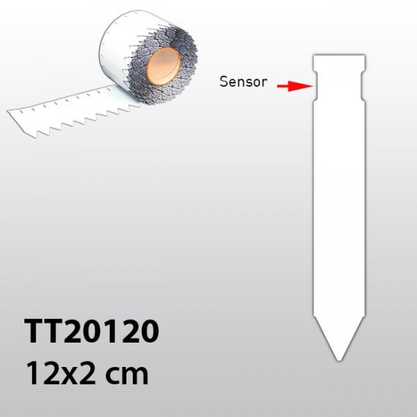Stecketiketten für Thermotransferdrucker TT20120 PVC 300µ
