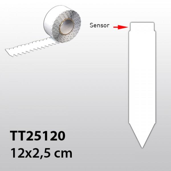 Stecketiketten für Thermotransferdrucker TT25120