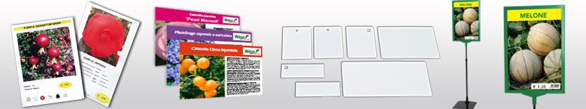 bedruckte-Etiketten aus Polyester für Laserdrucker