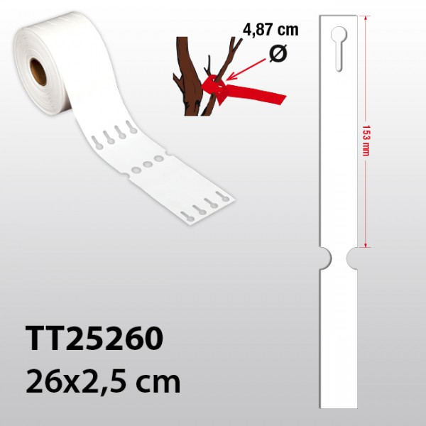 Rindfleischetiketten TT25 x 260 mm