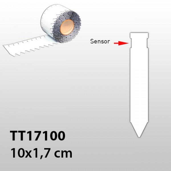Stecketiketten für Thermotransferdrucker TT17100 PVC 350