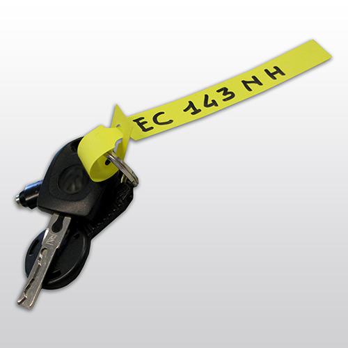Schlüsselanhänger mit Schlaufe