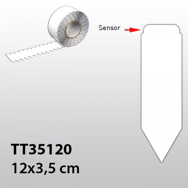 Stecketiketten für Thermotransferdrucker TT35120