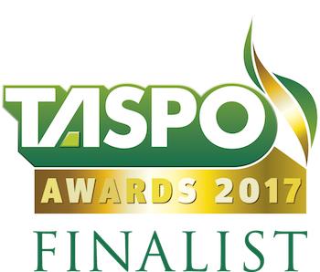Taspo-Awards Finalist 2017 Felga Etiketten