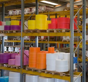 Vormaterial für Kunststoffetiketten