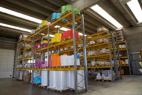 Vormateriallager-f-r-die-Etikettenherstellung