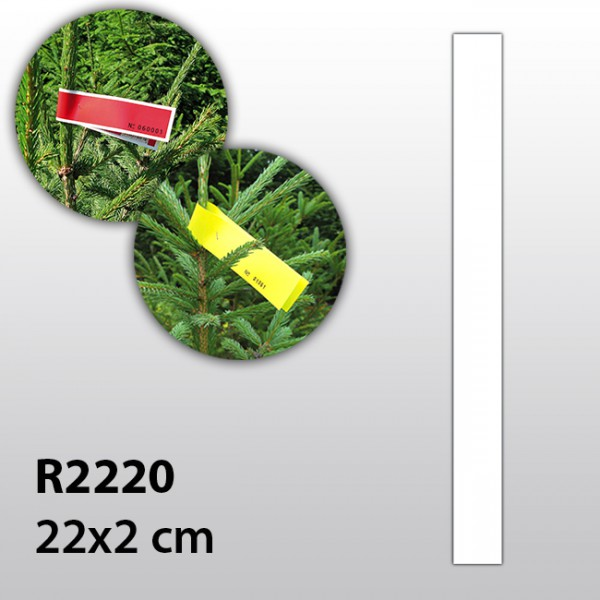 Weihnachtsbaum-Etiketten R2220Y