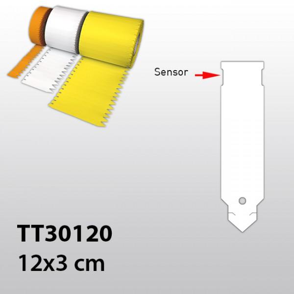 Stecketiketten für Thermotransferdrucker TT30120