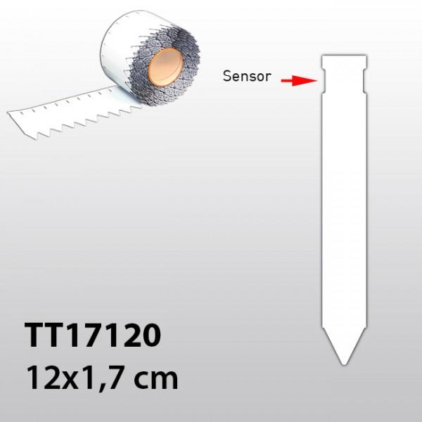 Stecketiketten für Thermotransferdrucker TT17120 PVC 350