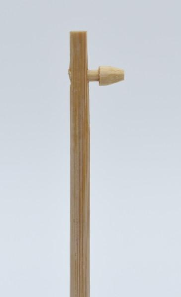 Etikettenstab aus Bambus, 21 cm - sideways