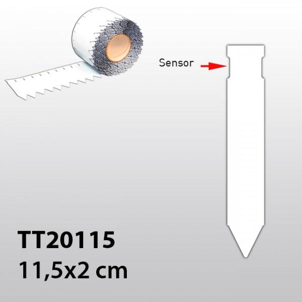 Stecketiketten für Thermotransferdrucker