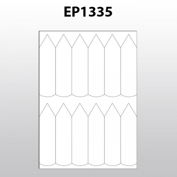 Stecketiketten für Laserdrucker EP1335